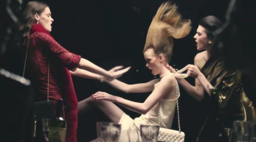 CR Fashion Book - Entropy by Tarik Malak and Timothy Douglas (TnT @ SWELL)