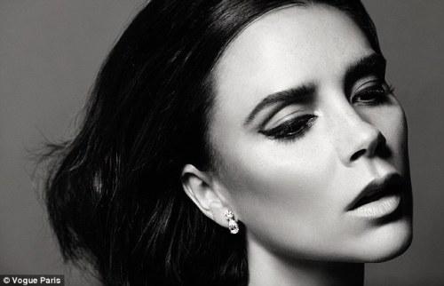 Vogue Paris - Victoria Beckham